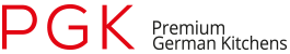 PGK – Premium German Kitchens Logo