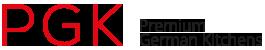 PGK – Premium German Kitchens Logo