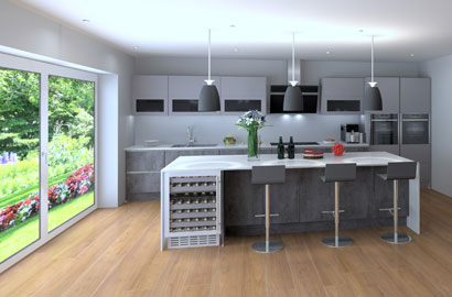 Kitchen Showroom London | Free Design Kitchen UK | German Premium Kitchens